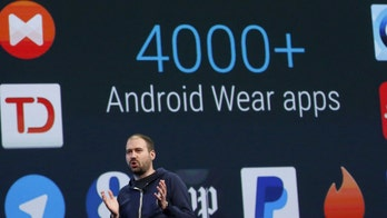 Apple Watch competition: Android Wear still kicking
