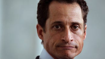 Adios, Weiner and Spitzer -- don't let the door hit you (unless you'd like that)
