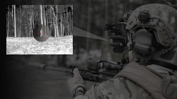 High-tech military goggles combine night vision, thermal imaging