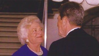 Peggy Grande: Remembering Barbara Bush. What a lady.