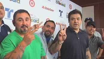 Exclusive Peek Backstage at Billboard Latin Music Awards