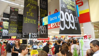 Black Friday Tradition Spreads Across Latin America, With Or Without The Turkey