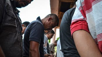 Migrants flock to border town where cartel hires 'burreros' to smuggle drugs into U.S.