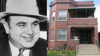 Al Capone's Chicago home up for sale on 90th anniversary of St. Valentine's Day Massacre