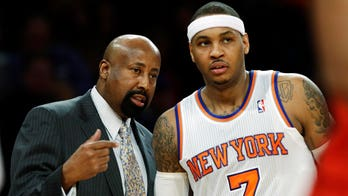 Indiana Hoosiers to hire Mike Woodson as coach