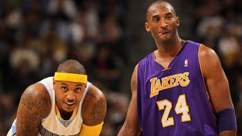 No Carmelo Anthony Trade, but His Presence Looms over Knicks-Lakers Matchup