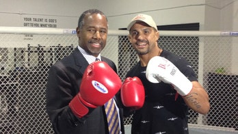 Ben Carson picks up knockout endorsement – from MMA fighter Vitor Belfort