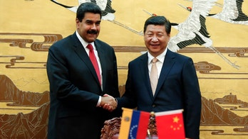 Venezuelan President Nicolás Maduro Snubs Washington For Beijing