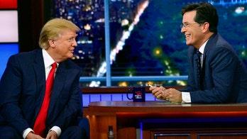 Stephen Colbert calls Trump a 'monster' over coronavirus response