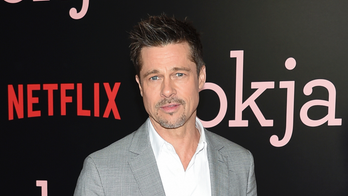 Brad Pitt defends himself against claims he only helped Hurricane Katrina victims for good publicity