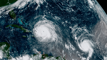 Warm waters boosted 2017's major hurricane tally, study says