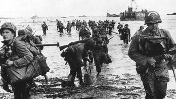 Returning home from D-Day when PTSD did not exist