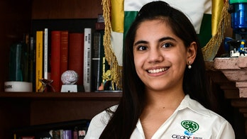 World's youngest psychologist is a Mexican 13-year-old who is in no hurry