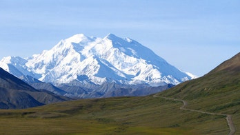 Alaska senator again proposes renaming Mount McKinley to Denali
