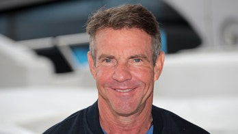 Dennis Quaid adopts a cat named Dennis Quaid: 'I just couldn't resist'