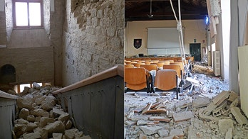 Central Italy battling effects of earthquakes and bureaucracy as it struggles to rebuild