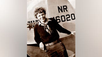 Amelia Earhart mystery: The man who discovered the Titanic is searching for the doomed aviator's plane
