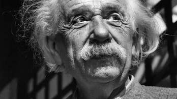Einstein letter showed he was fearful before Nazis came to power