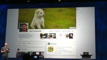Facebook's Timeline Intro at F8 Event: Revamped Profile Will Tell Your Life Story