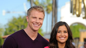 'Bachelor' couple Sean Lowe and Catherine Giudici share emotional photos of son hospitalized in ICU