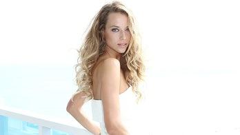 Sports Illustrated Swimsuit model Hannah Ferguson says she's grateful for military upbringing