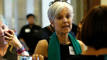 Jill Stein assails Hillary Clinton for calling her a 'Russian asset,' challenges her to a debate