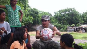 Our American Dream: Tina Griego, From Soccer to Soldier