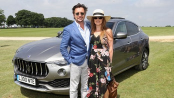 Amazon Prime Video star Richard Hammond and family allegedly gassed and robbed