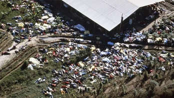 Jonestown survivor recalls cult's mass suicide: 'This was murder'