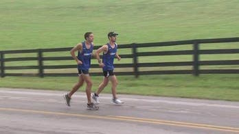 Jeffrey Perez and the Transcontinental Project: Running Across America for Charity