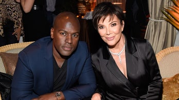 Kris Jenner eats a cricket to keep rumored engagement to Corey Gamble a mystery