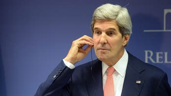 Secretary Of State John Kerry Under Fire In Brazil Over NSA Spying Scandal
