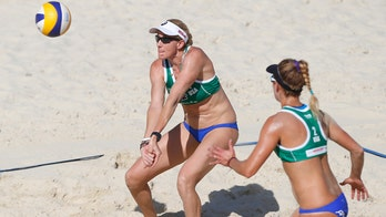 Resurgent beach volleyball – with women leading way – on display at World Series in CA