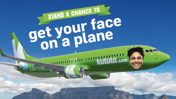 Airline wants to put your face on a plane