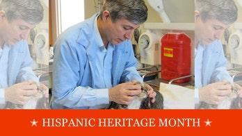 The 'whitest profession': Despite outreach, few Latinos go into veterinary medicine