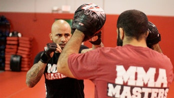 A Miami street gang leader who found his way into MMA fighting – and God – instead