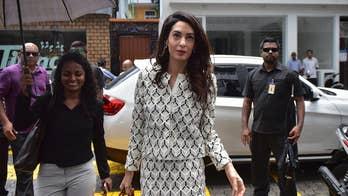 Amal Clooney tells UN it faces 'Nuremberg Moment' amid US criticism of International Criminal Court