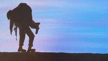 For Wounded Warrior, Who Traded Guns For A Paint Brush, The Journey Begins