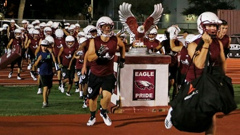 Parkland high school wins first home football game since deadly shooting
