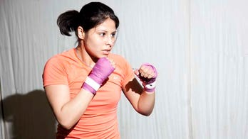 Marlen Esparza, Six Time USA Boxing Champ, Wants to Make History at 2012 Olympics