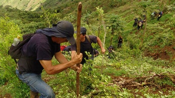 More Mexico plane crashes signal surge in cocaine traffic from Colombia