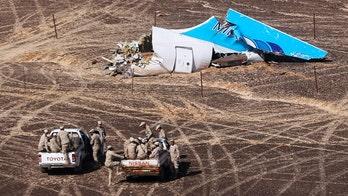 Egypt says no sign that 'terrorist act' caused Sinai plane crash