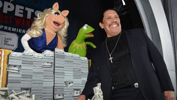 Danny Trejo Trades His Machete For Singing And Dancing In 'Muppets Most Wanted'