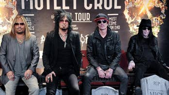 Mötley Crüe announces reunion tour with fellow hair metal heavies Def Leppard, Poison