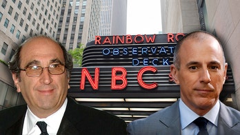 NBC News boss Andy Lack dodges questions about growing calls for outside investigation into Lauer, Weinstein