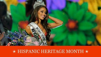Hispanic Heritage Month: Miss USA Nia Sanchez, beautiful inside and out