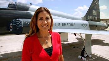 Hispanic Heritage Month: Olga Custodio, First Latina Military Pilot