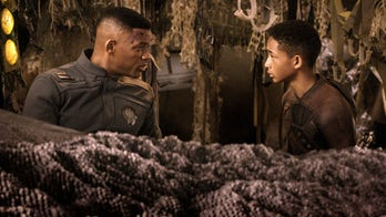 Will, Jaden Smith each earn Razzie for 'After Earth' performances