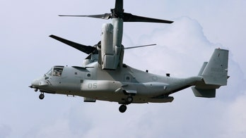Marine Corps arms Osprey with rockets and missiles - adds assault missions