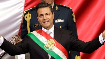 Enrique Pena Nieto Inaugurated as Mexico's Next President; PRI Returns to Power